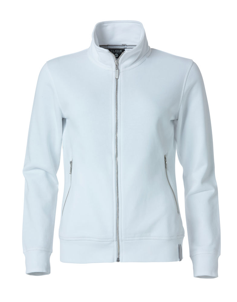 021059 Classic FT Jacket Ladies i 00-Hvid