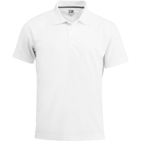 Funktionspoloer ( polyester ) -  Kelowna Polo Men´s fra Cutter & Buck