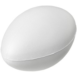210156 Ruby rugby ball-shaped stress reliever fra Bullet