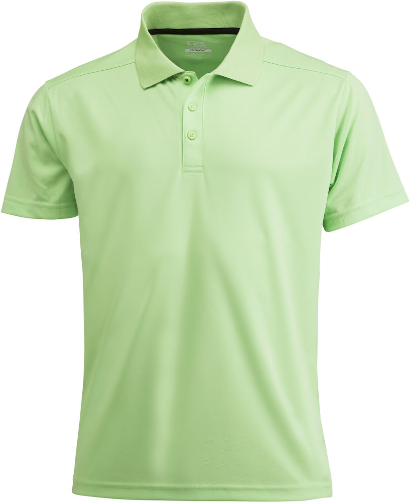 354400 Kelowna Polo Men´s i 601-Light Green