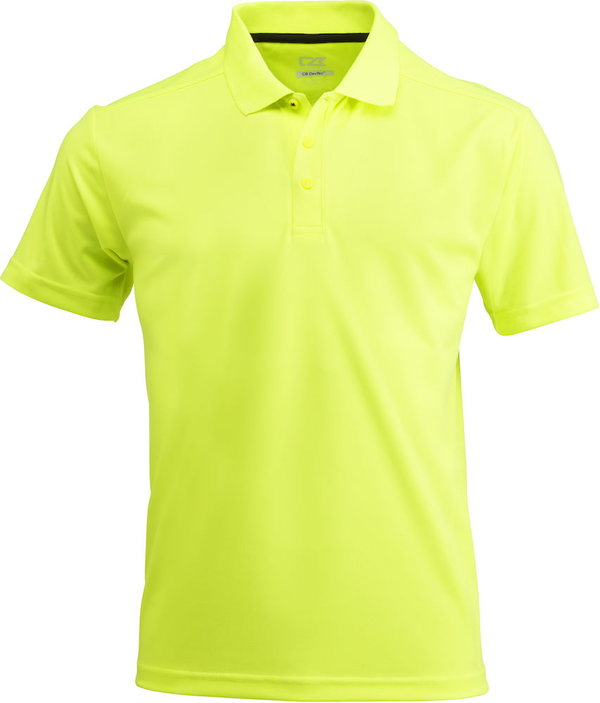 354400 Kelowna Polo Men´s i 101-Neon Yellow