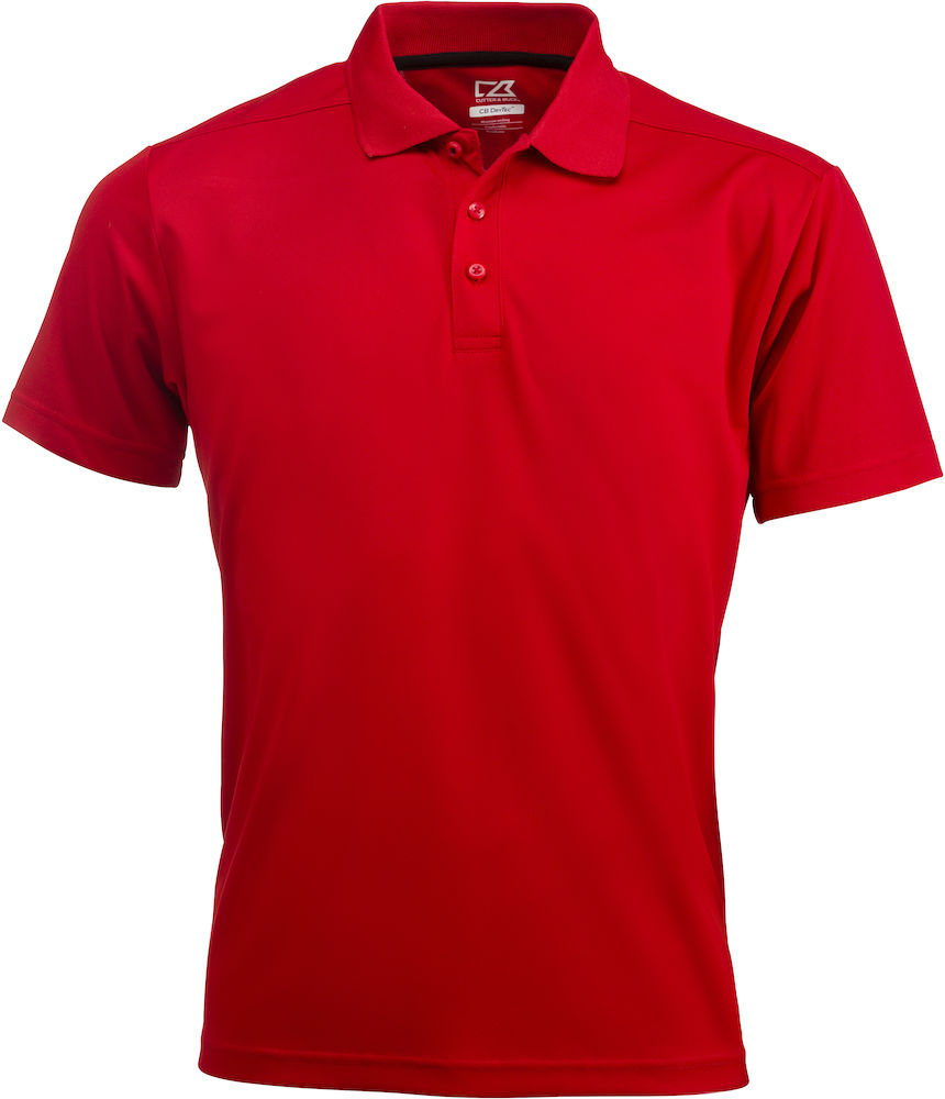 354400 Kelowna Polo Men´s i 35-Red