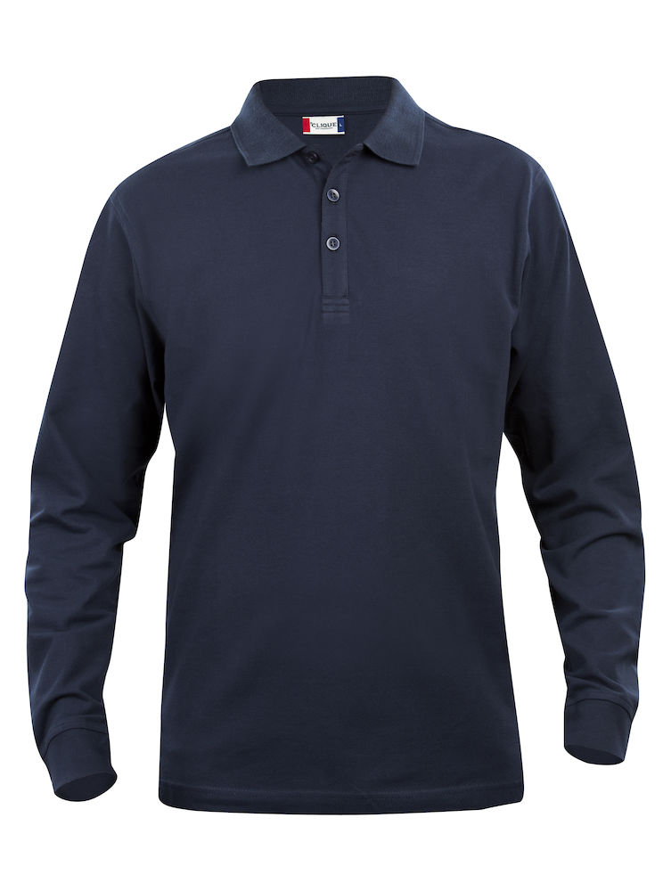 028245 Classic Lincoln L/S i 580-Dark Navy