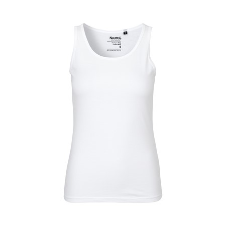 Toppe og singletter -  Ladies Tank Top fra Neutral