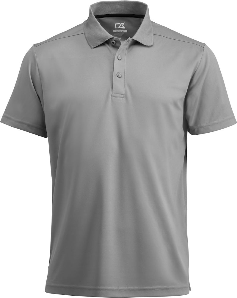 354400 Kelowna Polo Men´s i 93-Light grey