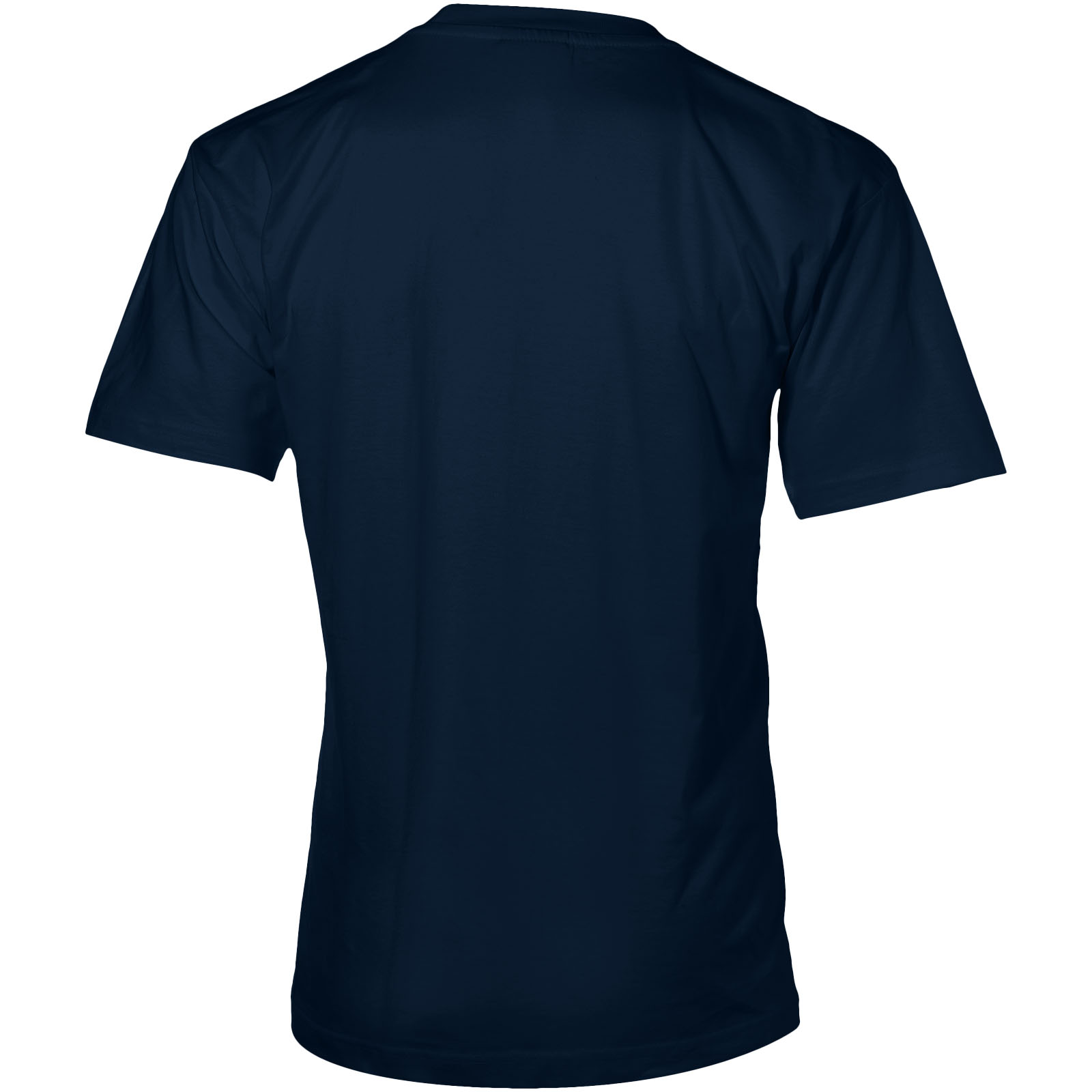 33S06 Return Ace kortærmet unisex t-shirt i Marineblå