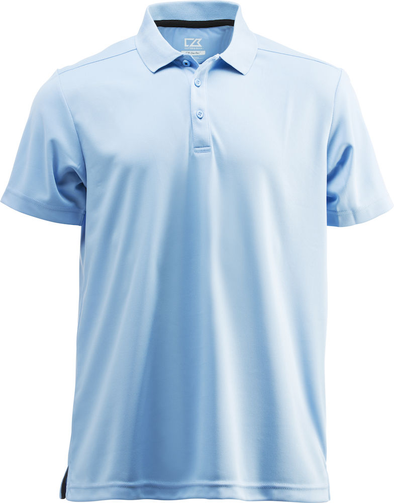 354400 Kelowna Polo Men´s i 509-Light blue