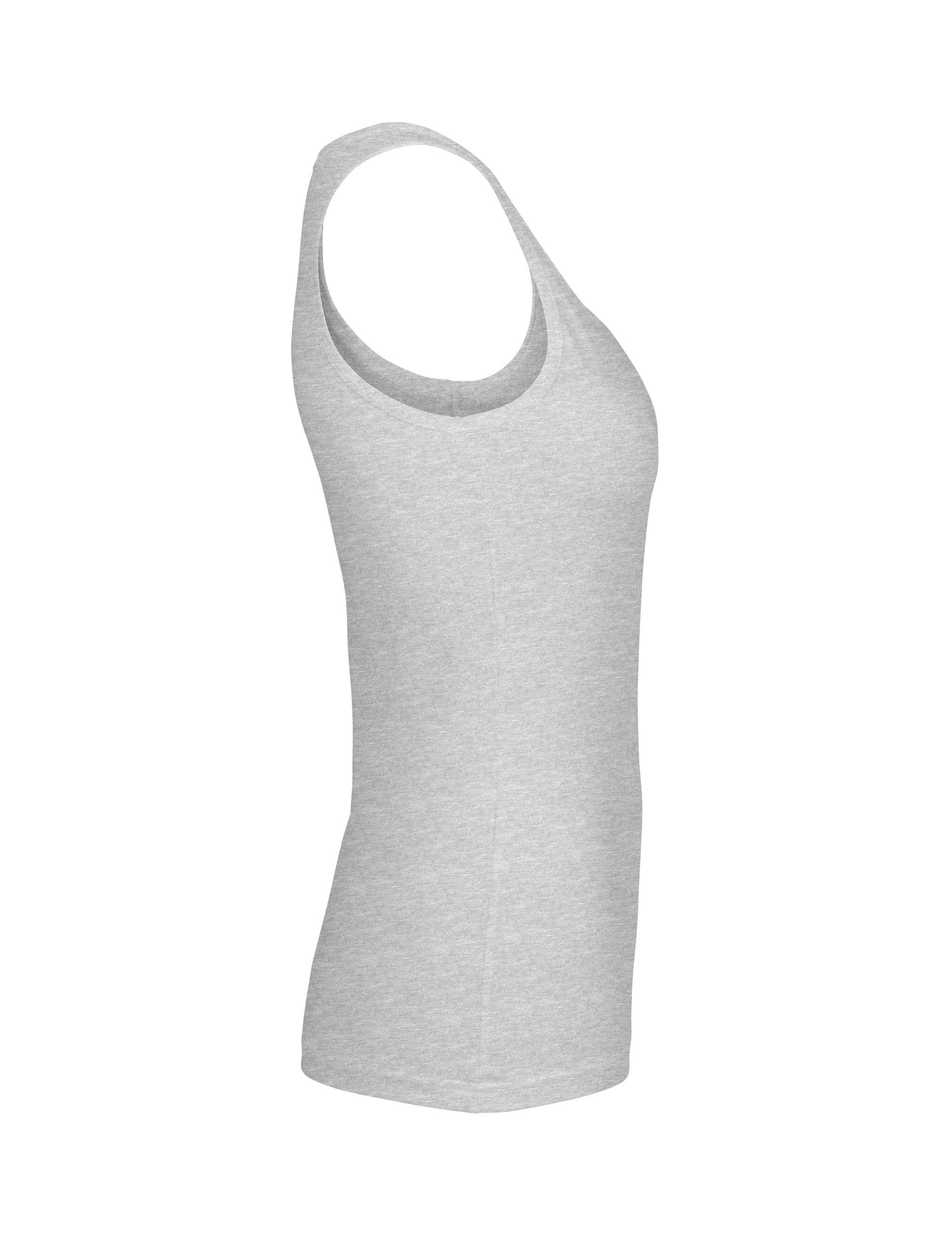 O81300 Ladies Tank Top i Sport Grey