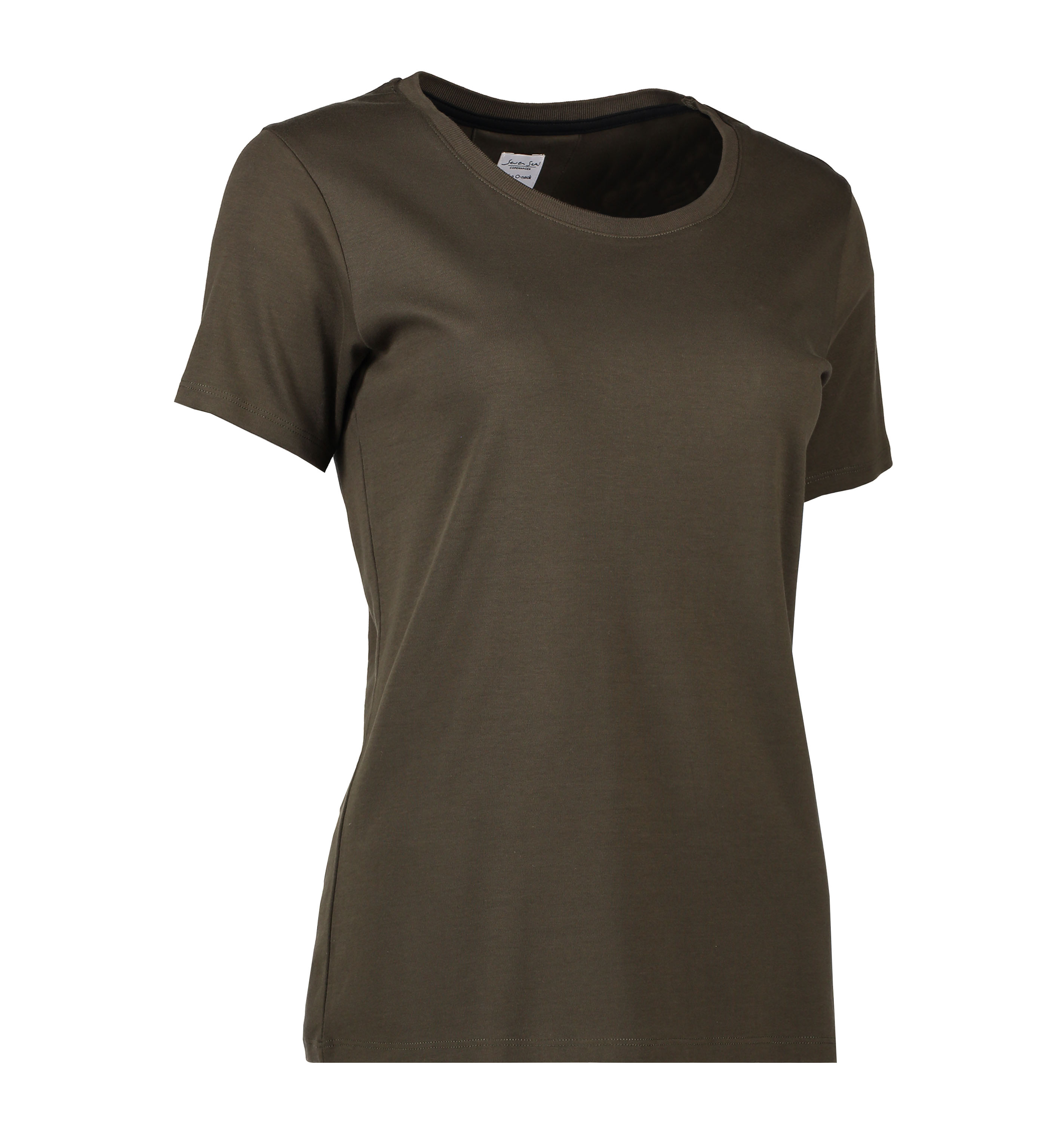 S630 The O-Neck | Ladies' i Oliven