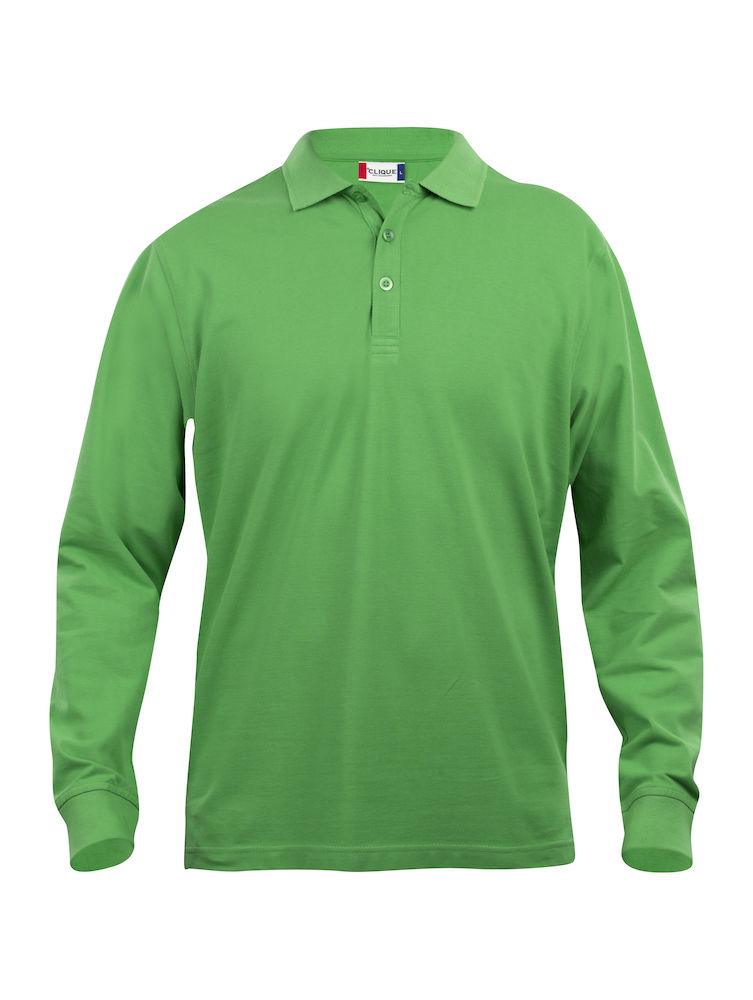 028245 Classic Lincoln L/S i 605-Apple Green