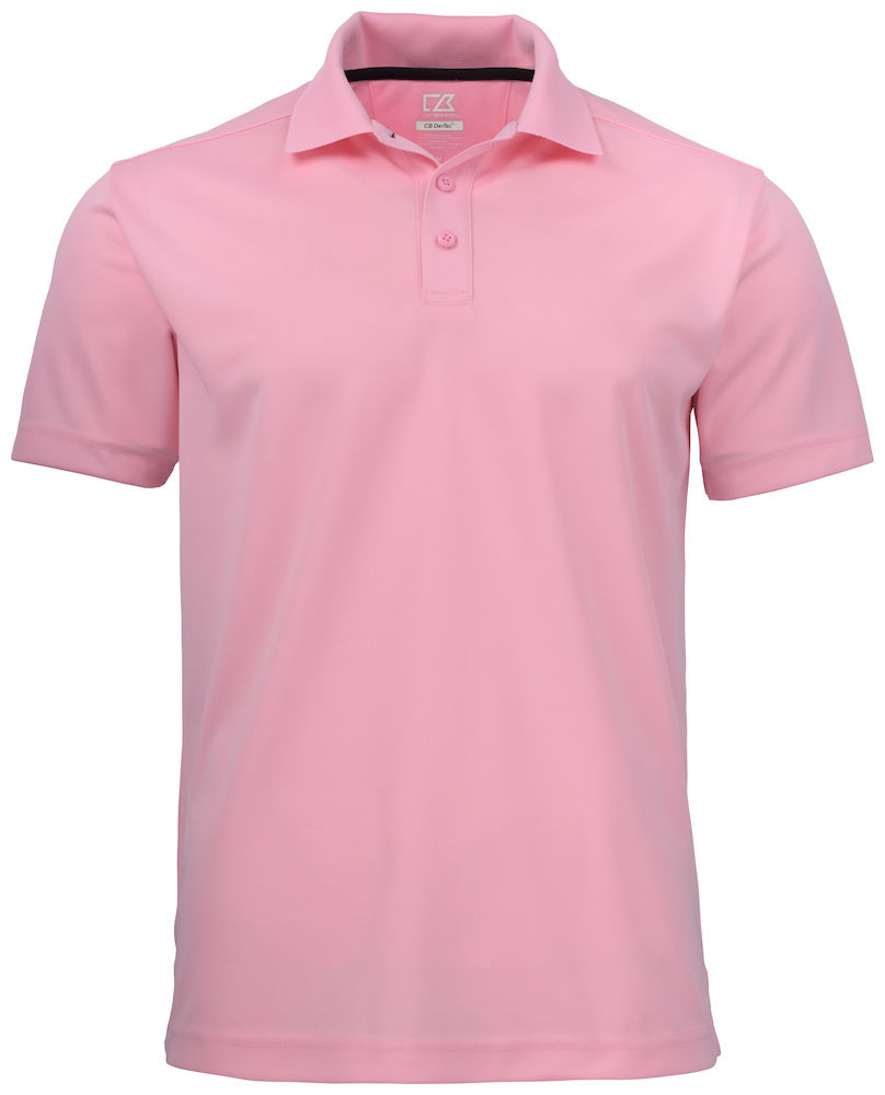 354400 Kelowna Polo Men´s i 210-Light Pink
